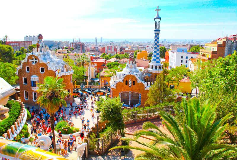 Park Guell • Barcelona, Spain