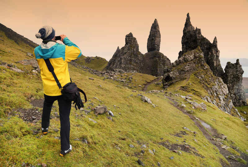 Scotland Adventure Vacation