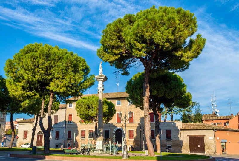 Visit nearby Ravenna, Italy