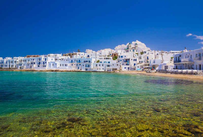 Paros, Cyclades, Greece