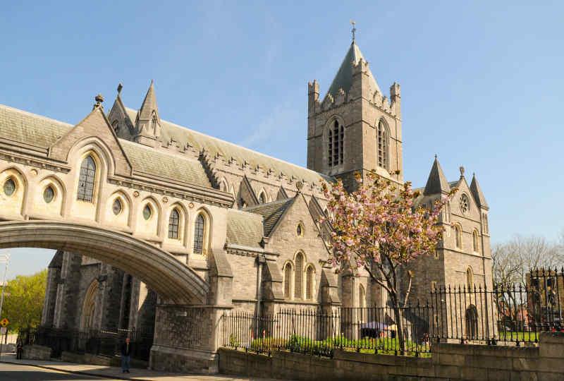 Ireland Cathedral Visits Vacation
