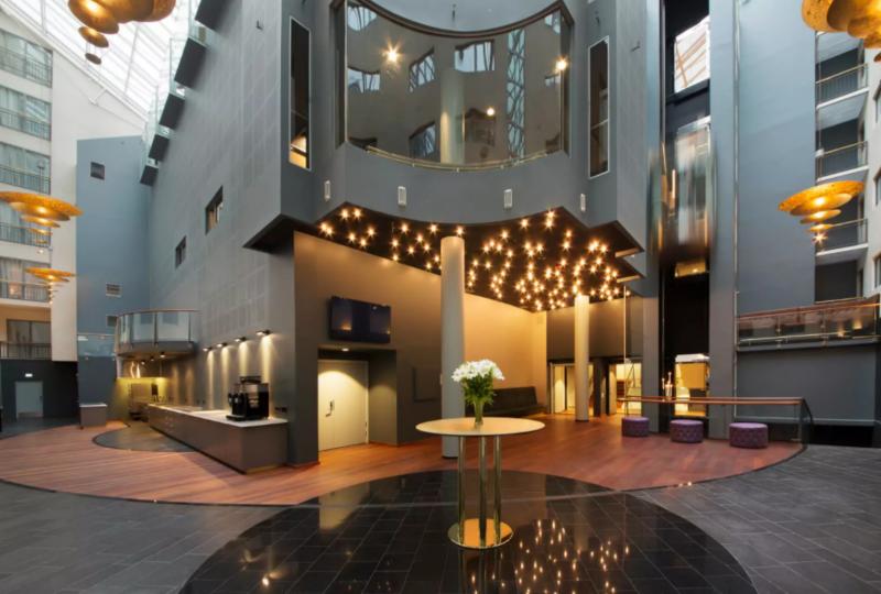 Scandic St. Olavs Plass • Lobby