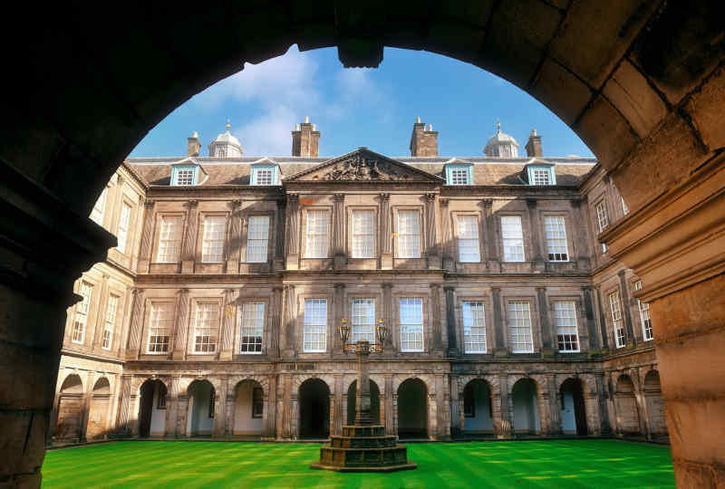 Holyroodhouse Palace, Edinburgh