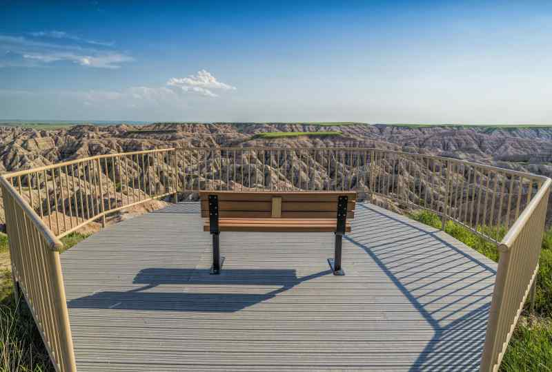 Badlands Observation Deck