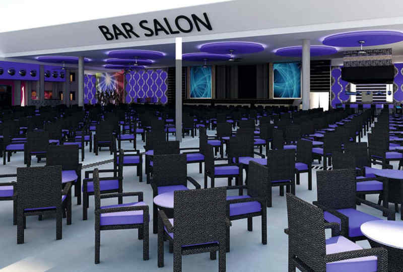 Hotel Riu Tequila • Bar Salon