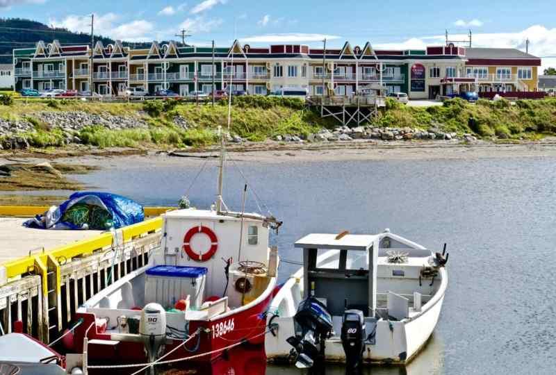 Ocean View Hotel Rocky Harbour