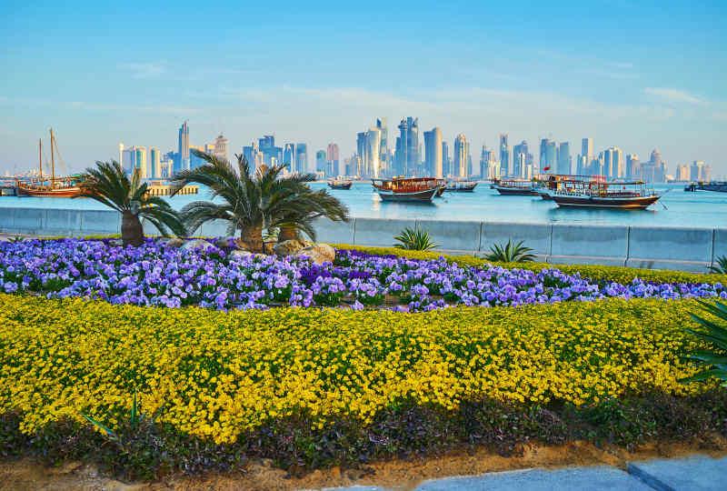 Corniche Promenade, Doha