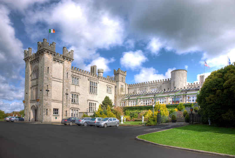 Ireland Cabra Castle hotel Vacation