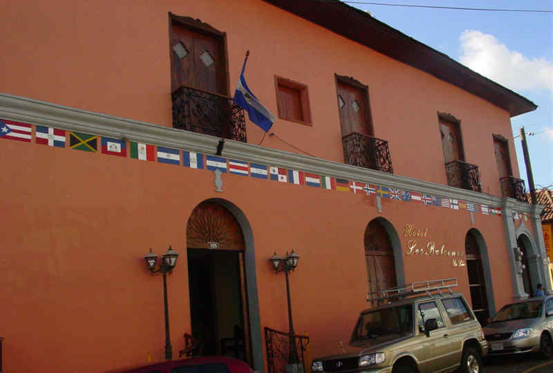 Hotel Los Balcones de León
