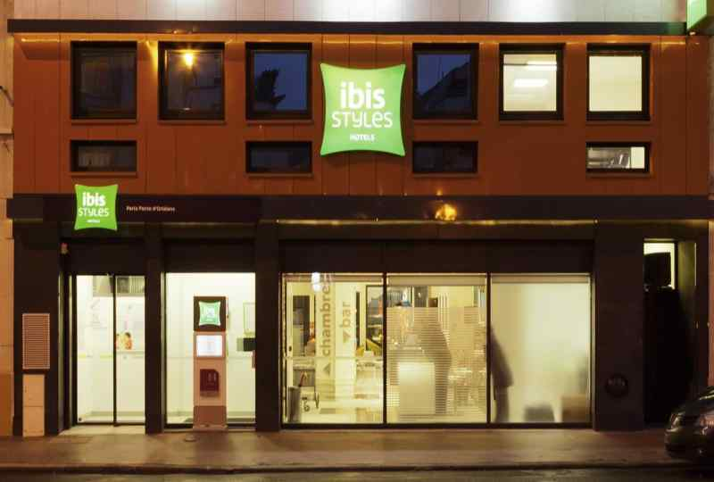Hotel Ibis Styles Paris Porte D'orleans