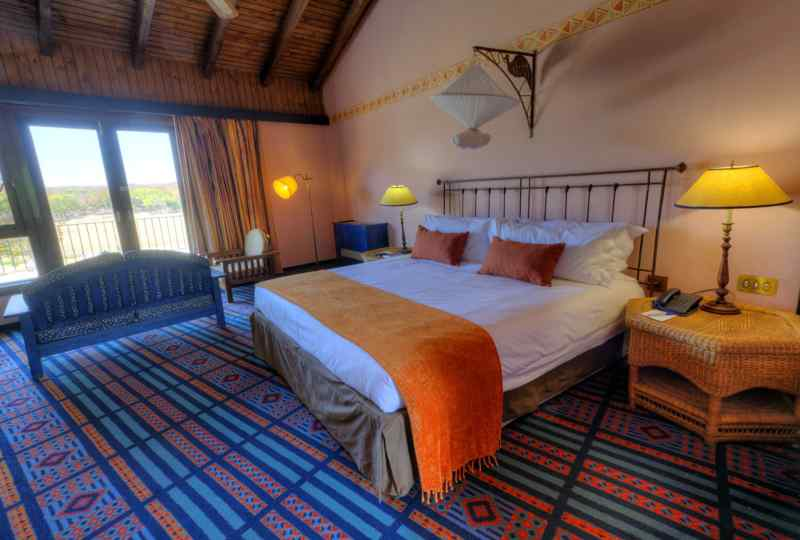 Hwange Safari Lodge