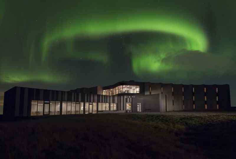 Landhotel, Iceland