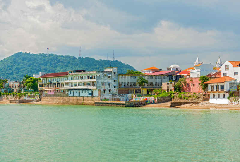 View of Viejo, Panama
