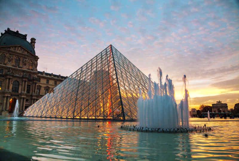 The Louvre • Paris