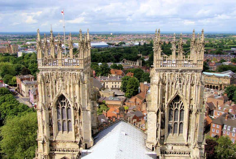 York England