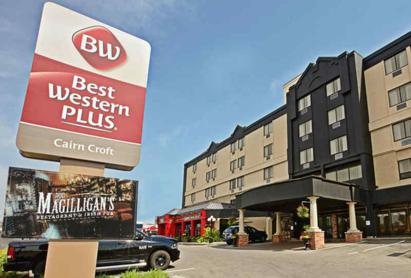 Best Western Plus Cairn Croft Hotel