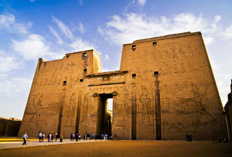 Temple of Horus • Edfu, Egypt