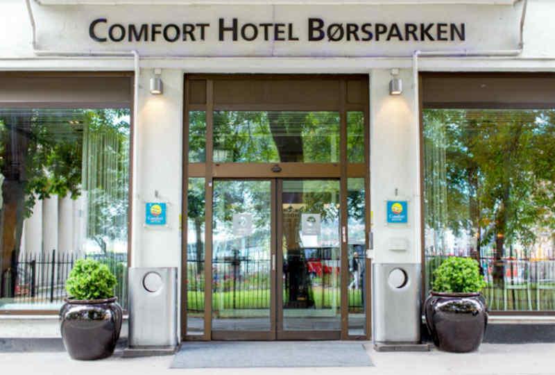 Comfort Boersparken • Exterior