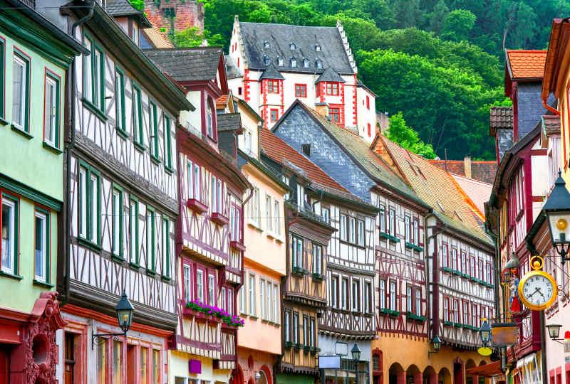 Old Town Frankfurt