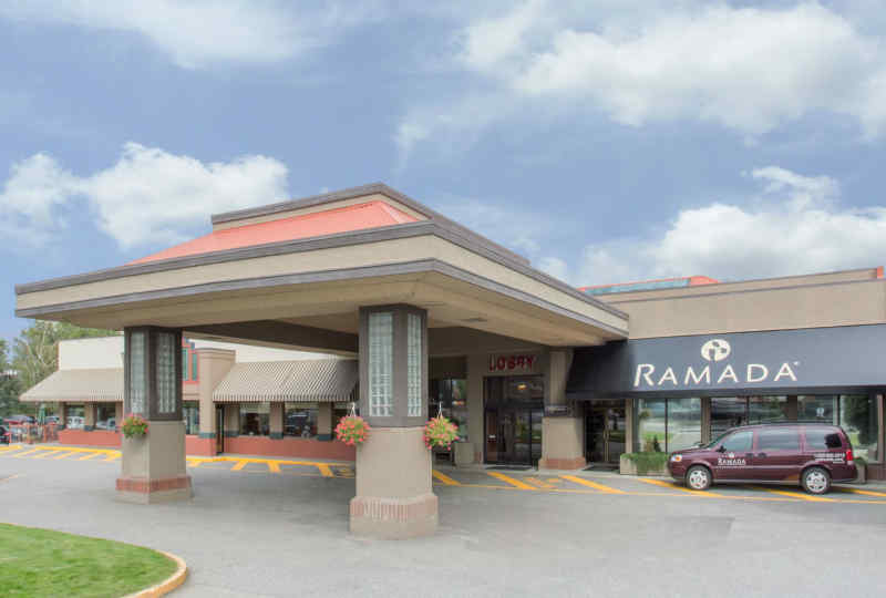 Ramada Hotel & Conference Centre Kelowna