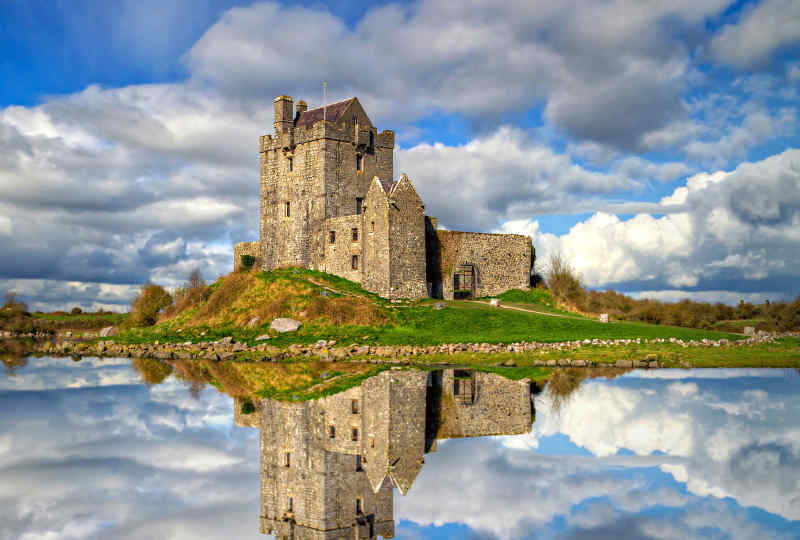 Ireland Castle Vacation