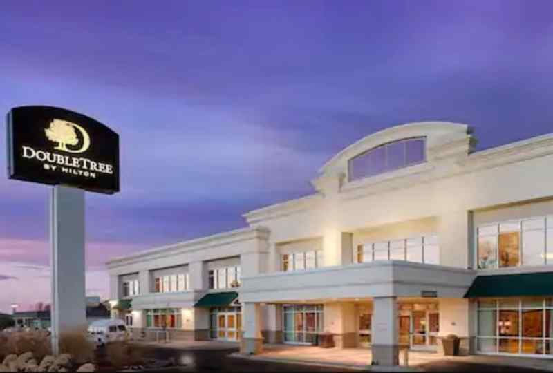 DoubleTree by Hilton Hotel Denver Stapleton North