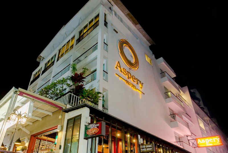 Aspery Hotel • Exterior