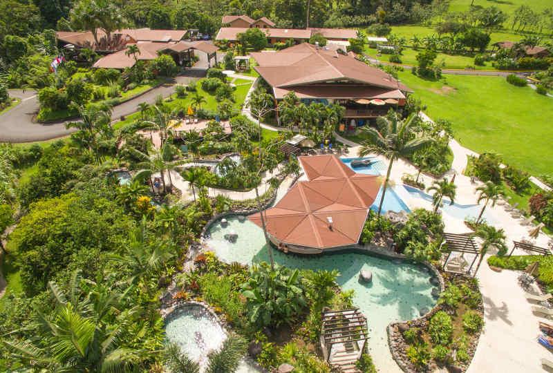 Hotel Arenal Springs