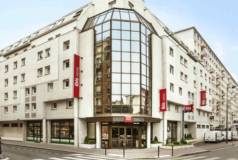 ibis Paris Alesia Montparnasse • Exterior