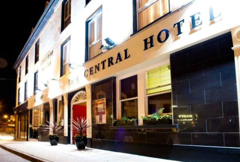 Central Hotel Donegal