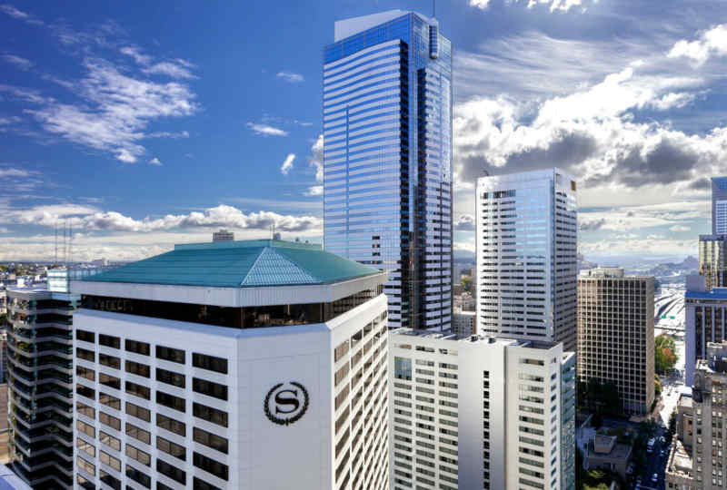 Sheraton Seattle Hotel & Towers