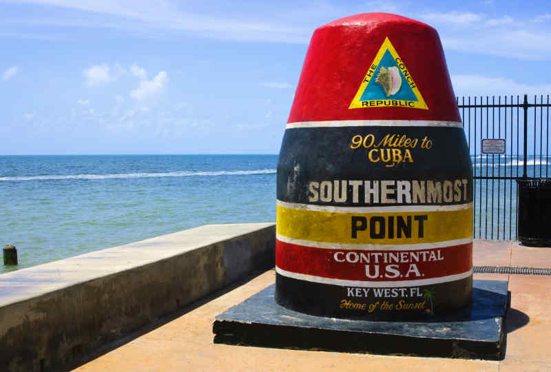 Southernmost point, Florida Keys