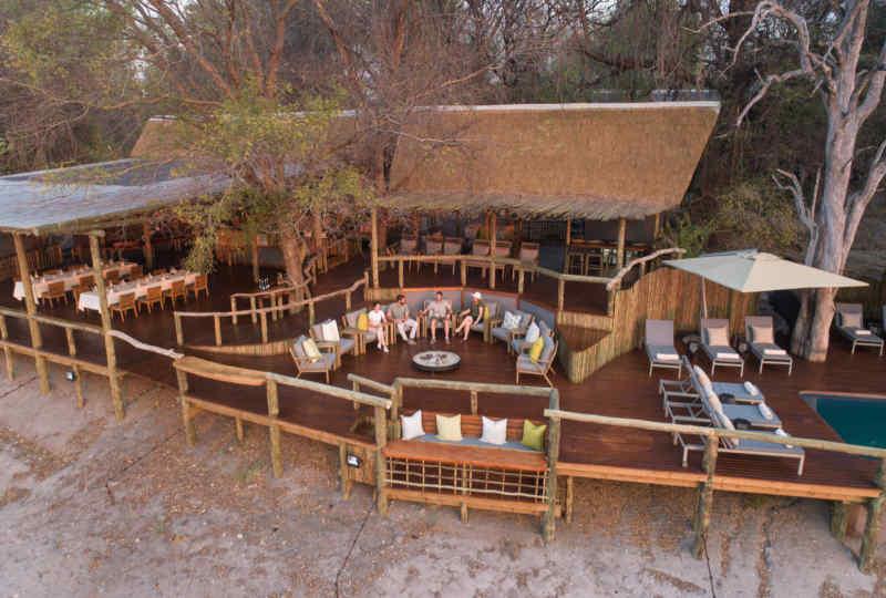 Desert & Delta Safaris Savute Safari Lodge - Chobe National Park