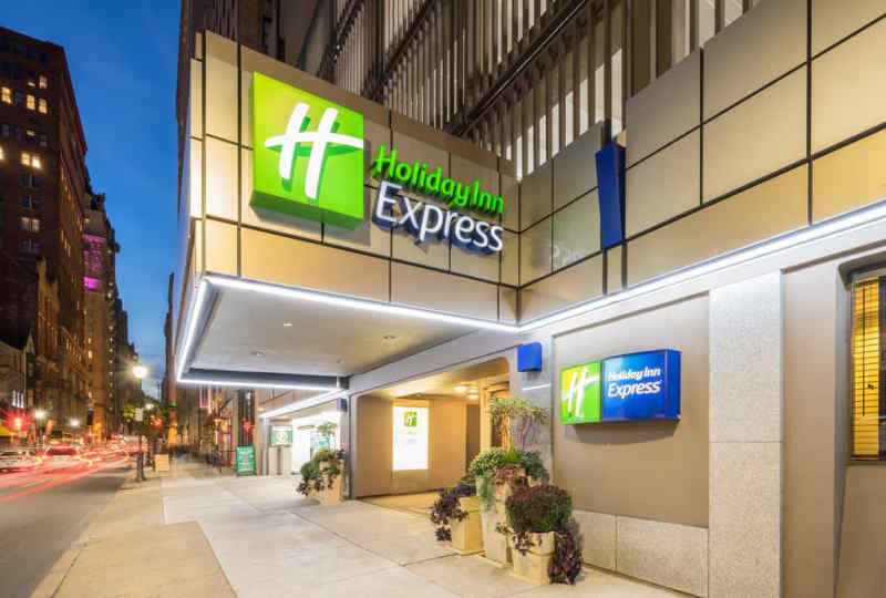 Holiday Inn Express Philadelphia - Midtown