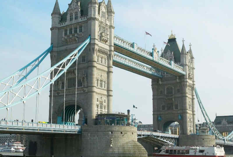 Tower Bridge • London, England