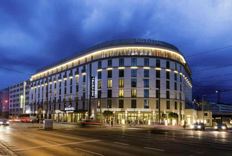 Novotel Hotel Nuernberg Center Ville