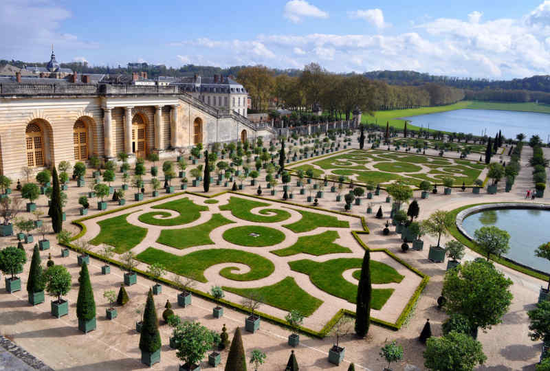 Versailles Garden • Paris, France