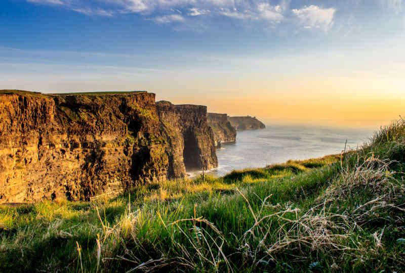 Cliffs of Moher, Clare, Ireland