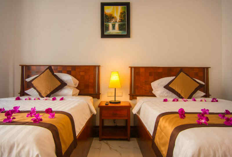 Glorious Hotel & Spa in Cambodia