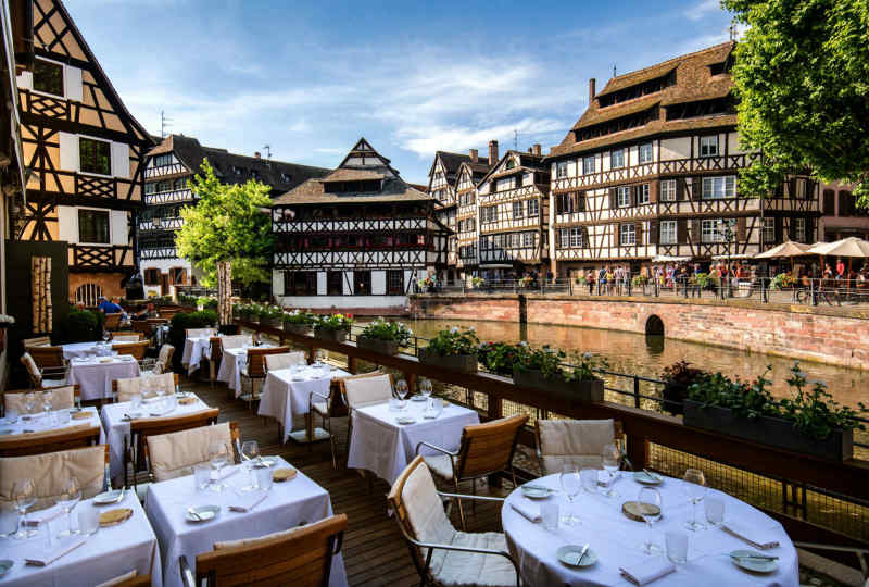 Régent Petite France & Spa