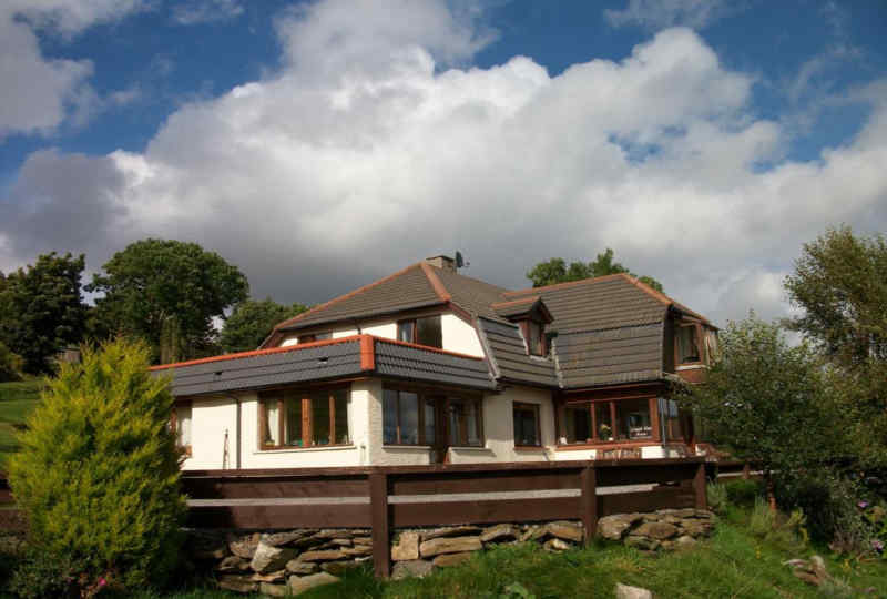 Lough Dan House
