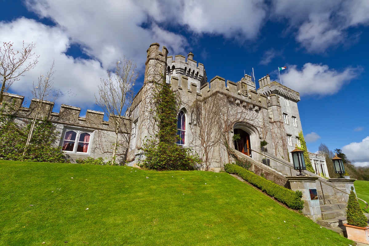 Vacation Package To B Amp B Vacation With Dromoland Castle