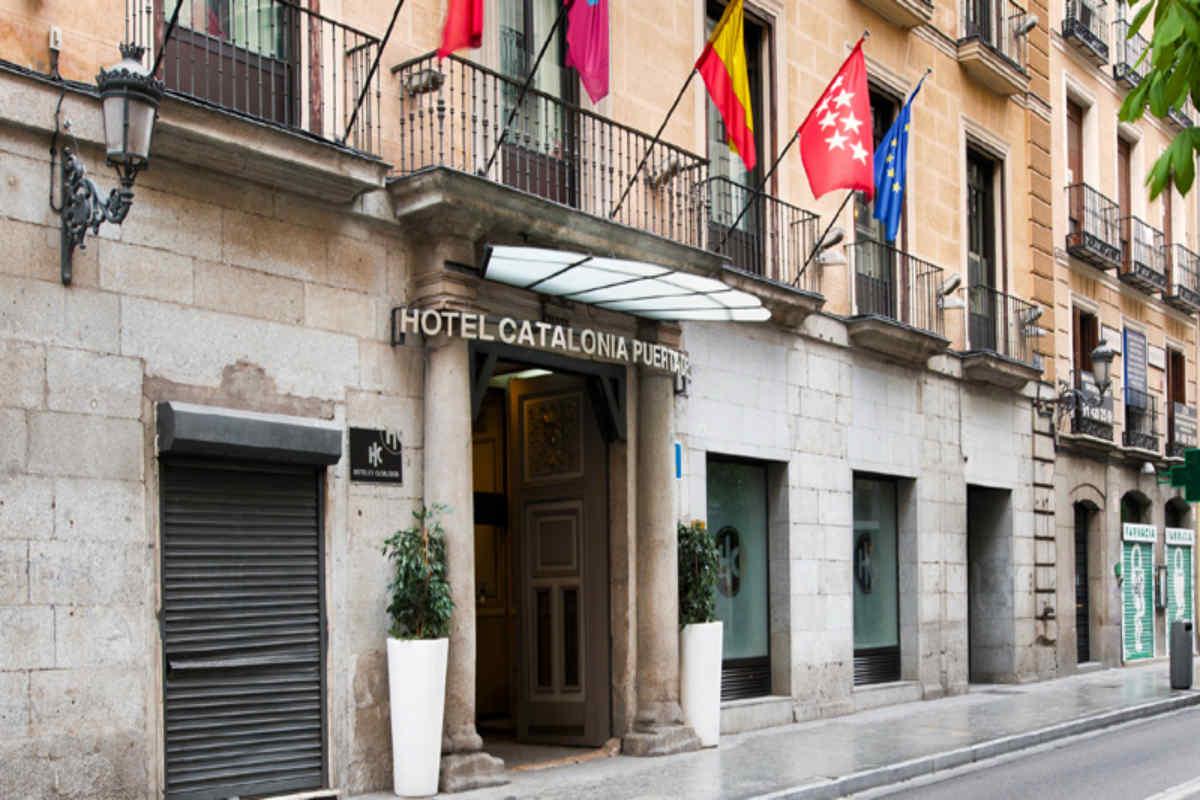 Catalonia puerta del sol madrid - Hotel catalonia madrid puerta del sol ...