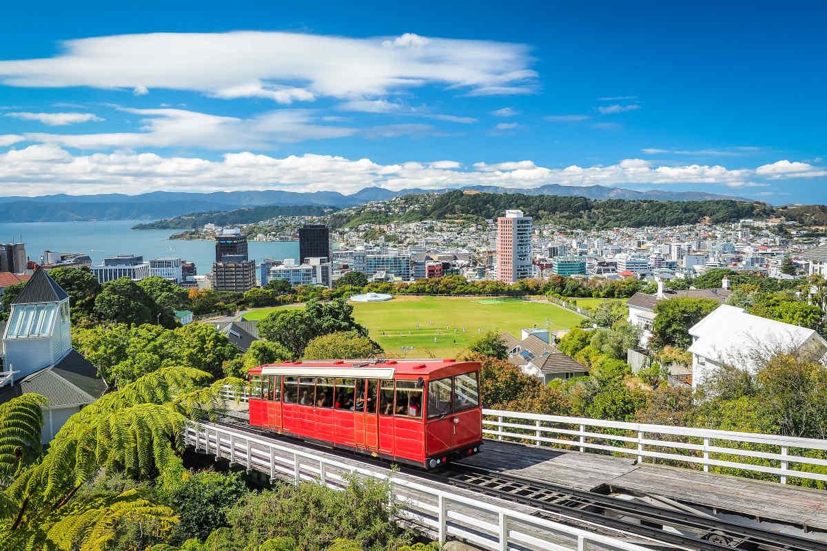 New Zealand's North Island: Auckland, Rotorua, Napier