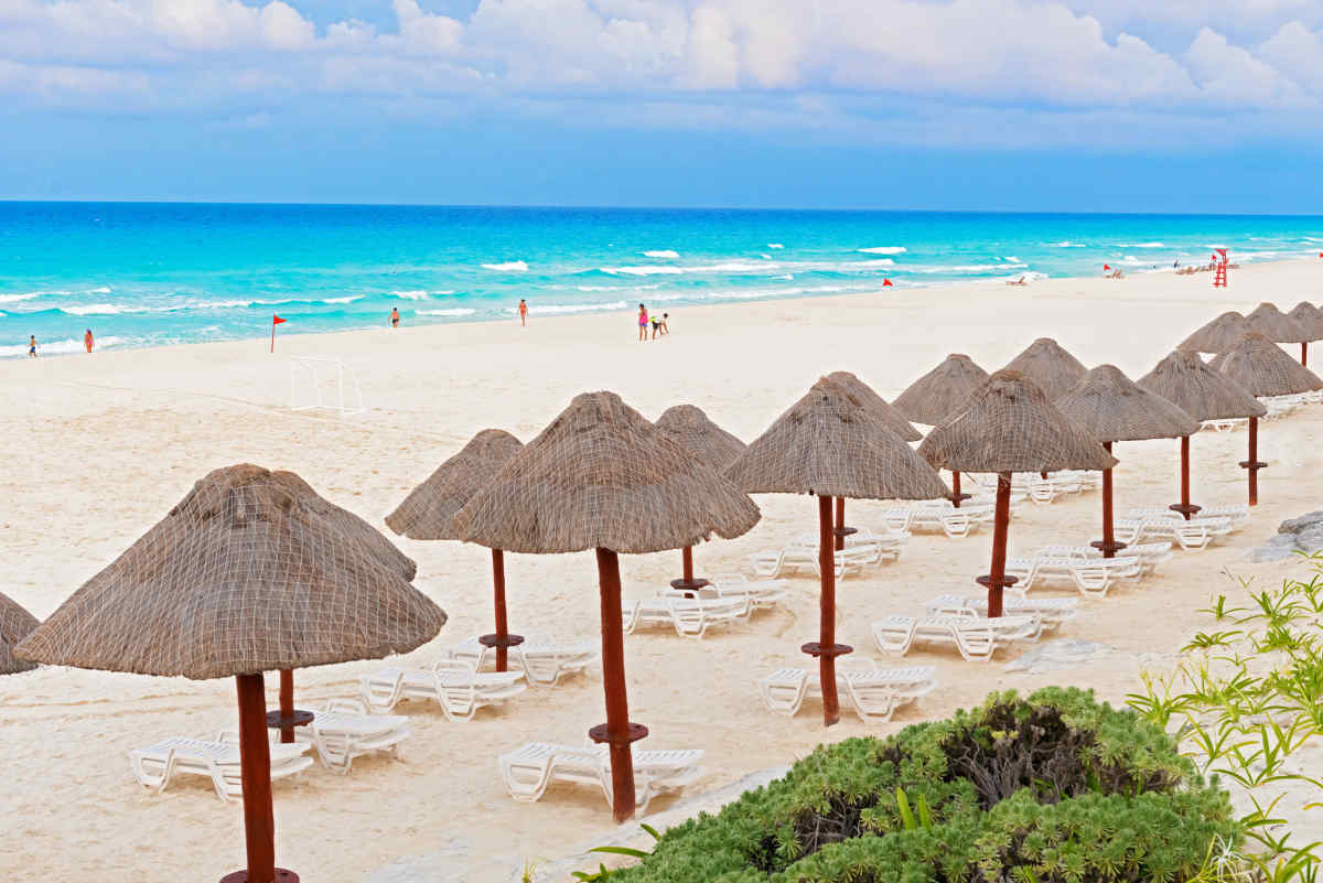 Cancun Vacation Packages All Inclusive Hotel Riu Cancun