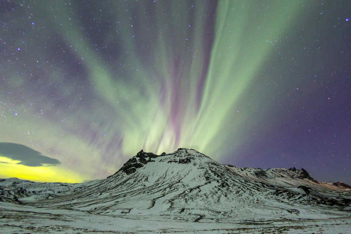 Vacation Package To Iceland Northern Lights Encounter