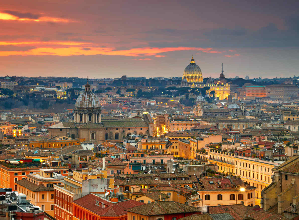 Vacations and Trips from Canada to Rome, Sorrento and ...