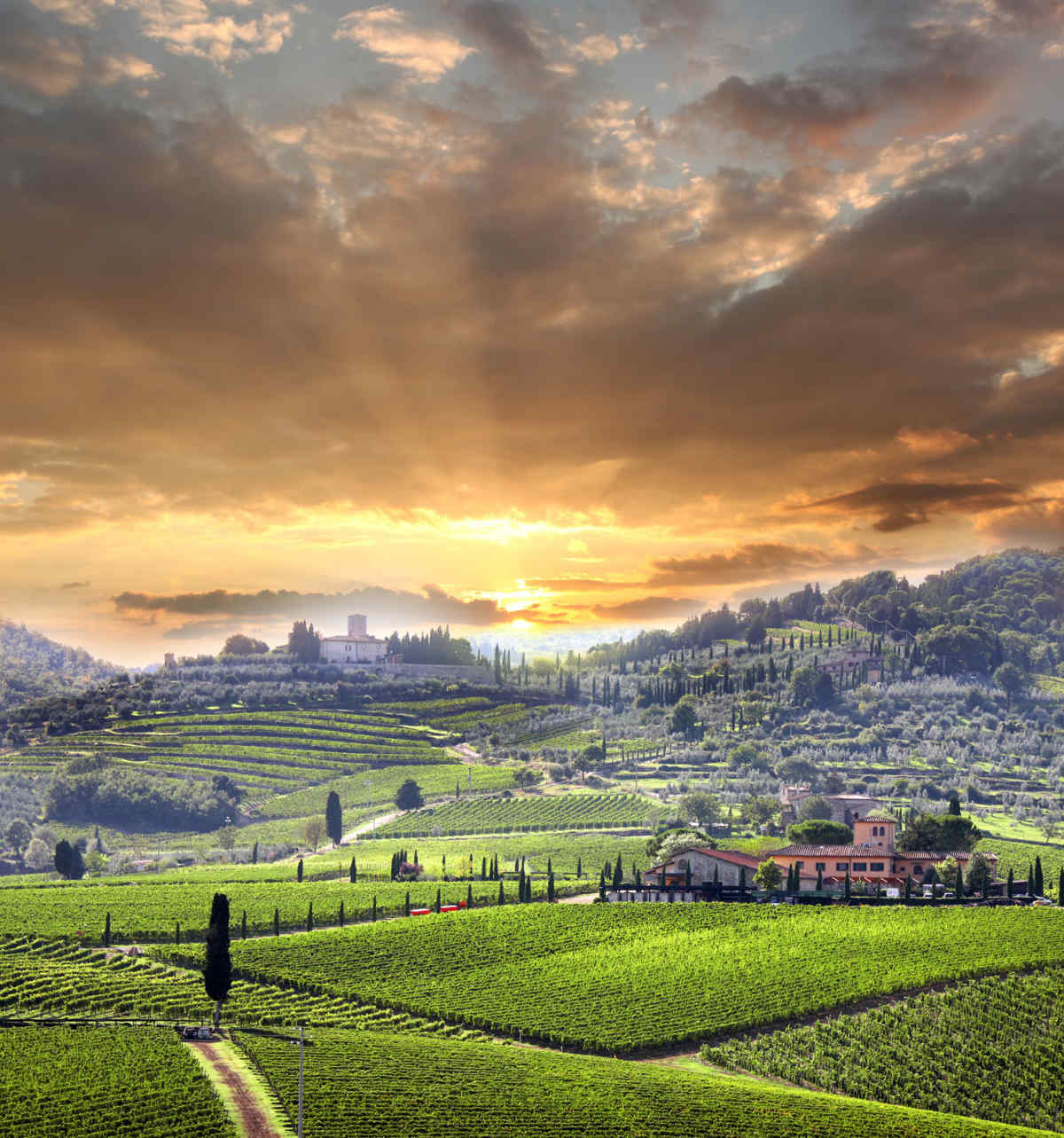 Vacation Packages Tuscany