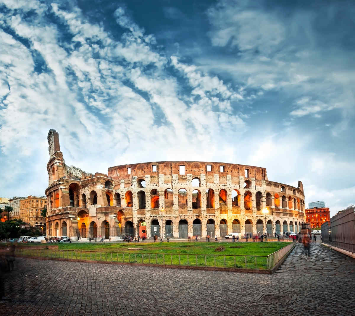 Vacation Package To Rome And Paris
