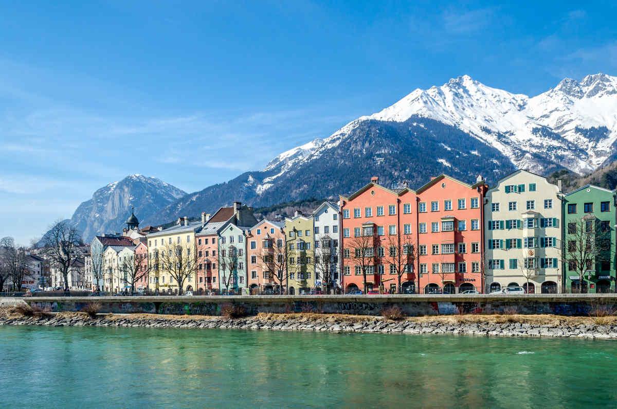 Austria Classic Vienna Salzburg Innsbruck By Rail Vacation
